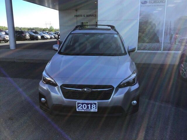 2018 Subaru Crosstrek Limited (Stk: SP0239) in Peterborough - Image 2 of 17