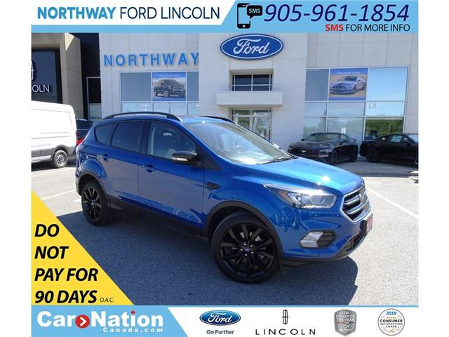 2018 Ford Escape Titanium | AWD | NAV | PWR HTD SEATS | PANOROOF | (Stk: C058) in Brantford - Image 1 of 46