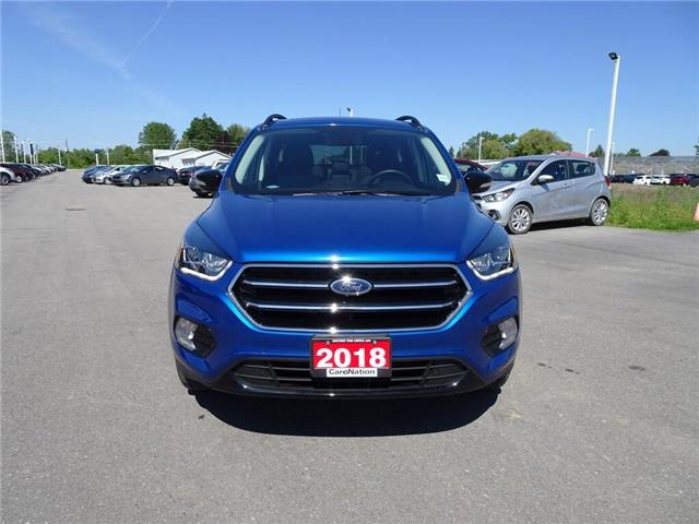 2018 Ford Escape Titanium | AWD | NAV | PWR HTD SEATS | PANOROOF | (Stk: C058) in Brantford - Image 2 of 46