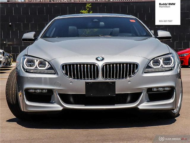 2015 BMW 650 Gran Coupe  (Stk: DH3163) in Hamilton - Image 2 of 25