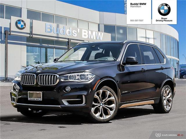 2015 BMW X5 xDrive35d (Stk: T04250A) in Hamilton - Image 1 of 24