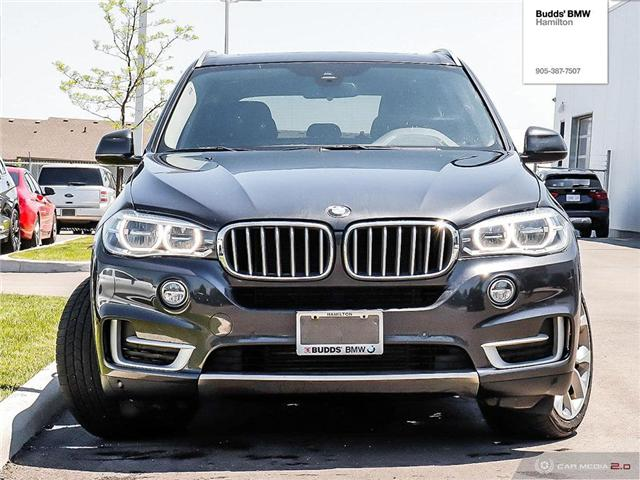 2015 BMW X5 xDrive35d (Stk: T04250A) in Hamilton - Image 2 of 24