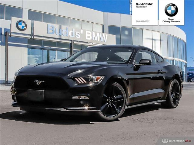 2016 Ford Mustang  (Stk: B94877A) in Hamilton - Image 1 of 22