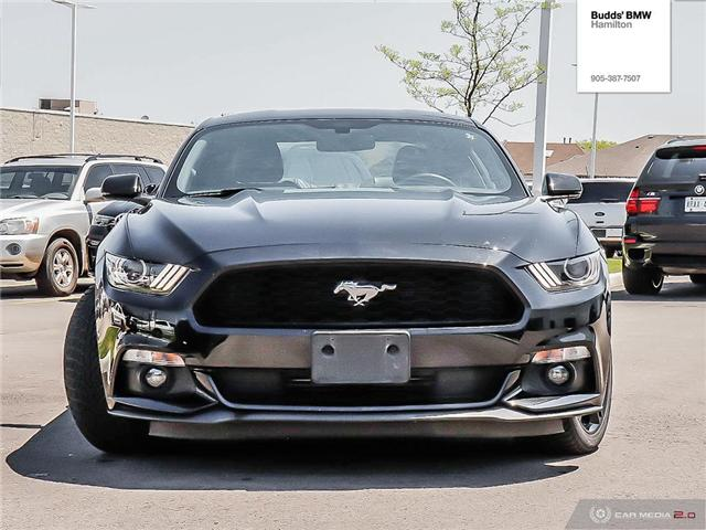 2016 Ford Mustang  (Stk: B94877A) in Hamilton - Image 2 of 22