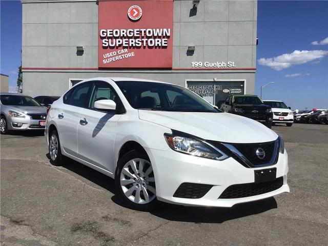 2017 Nissan Sentra 1.8 SV | AUTO | BLUTOOTH | PWR GROUP | BU CAM (Stk: GSP136) in Georgetown - Image 2 of 24