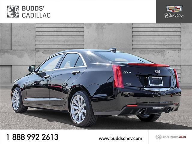 2017 Cadillac ATS 2.0L Turbo (Stk: AT7049L) in Oakville - Image 3 of 26
