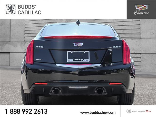 2017 Cadillac ATS 2.0L Turbo (Stk: AT7049L) in Oakville - Image 4 of 26