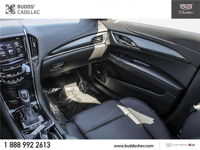 2017 Cadillac ATS 2.0L Turbo (Stk: AT7049L) in Oakville - Image 11 of 26