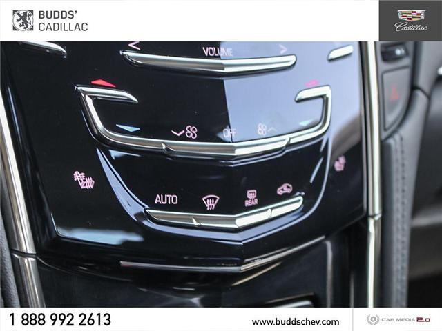 2017 Cadillac ATS 2.0L Turbo (Stk: AT7049L) in Oakville - Image 23 of 26