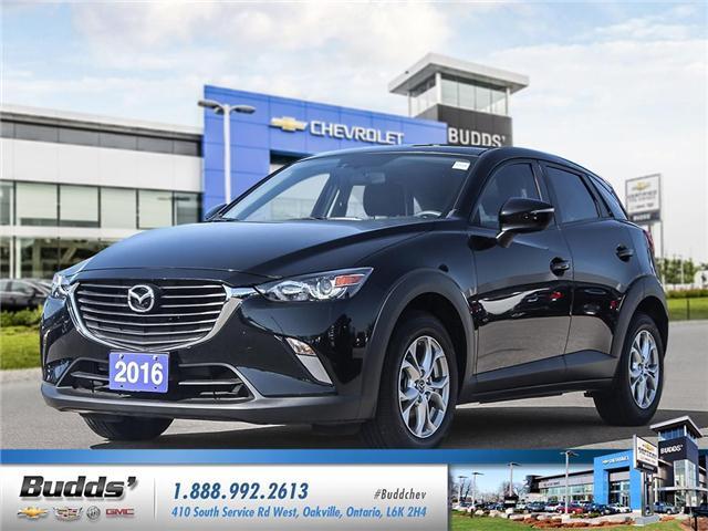 2016 Mazda CX-3 GS (Stk: XT7147LA) in Oakville - Image 1 of 26
