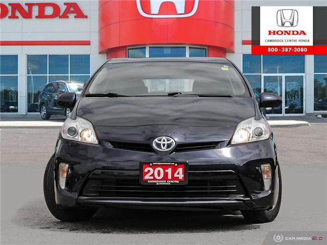 2014 Toyota Prius Base (Stk: 19757A) in Cambridge - Image 2 of 27