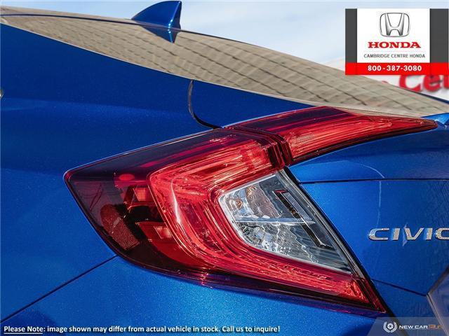 2019 Honda Civic Touring (Stk: 19893) in Cambridge - Image 11 of 24
