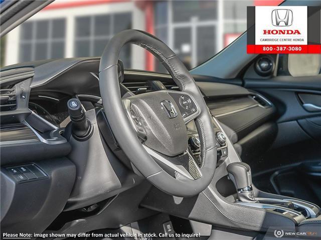 2019 Honda Civic Touring (Stk: 19893) in Cambridge - Image 12 of 24