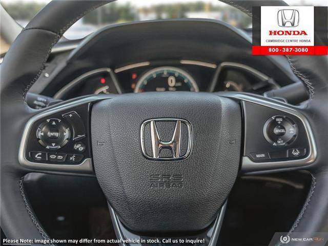 2019 Honda Civic Touring (Stk: 19893) in Cambridge - Image 14 of 24