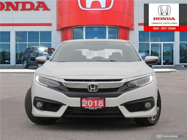 2018 Honda Civic Touring (Stk: 19676A) in Cambridge - Image 2 of 27