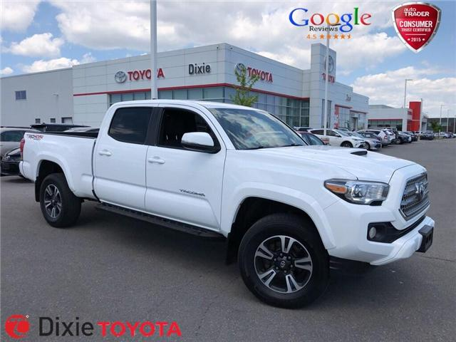 2016 Toyota Tacoma  (Stk: D191303A) in Mississauga - Image 1 of 15