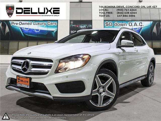 2015 Mercedes-Benz GLA-Class Base (Stk: D0589) in Concord - Image 1 of 20