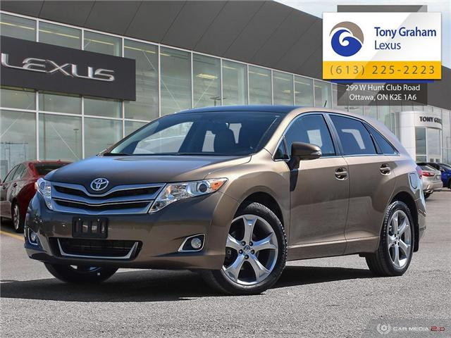 2013 Toyota Venza Base V6 (Stk: P8389A) in Ottawa - Image 1 of 29