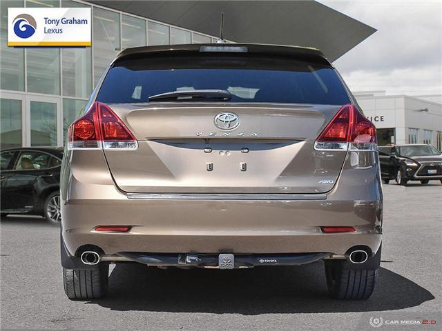 2013 Toyota Venza Base V6 (Stk: P8389A) in Ottawa - Image 5 of 29