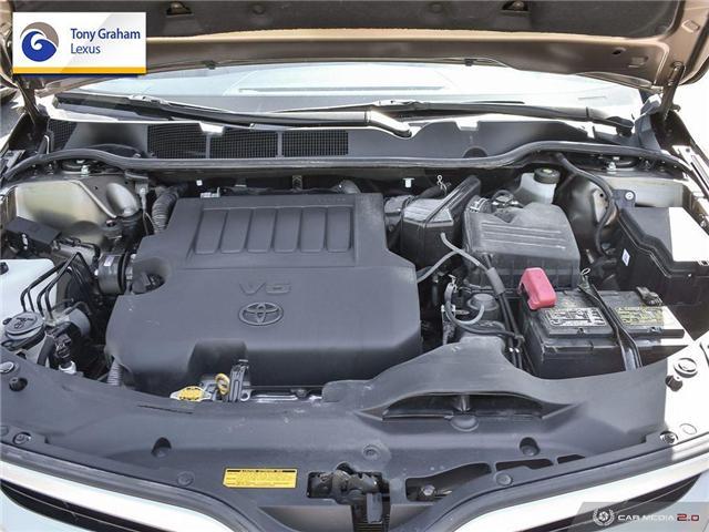2013 Toyota Venza Base V6 (Stk: P8389A) in Ottawa - Image 8 of 29