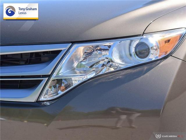 2013 Toyota Venza Base V6 (Stk: P8389A) in Ottawa - Image 10 of 29
