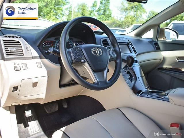 2013 Toyota Venza Base V6 (Stk: P8389A) in Ottawa - Image 13 of 29