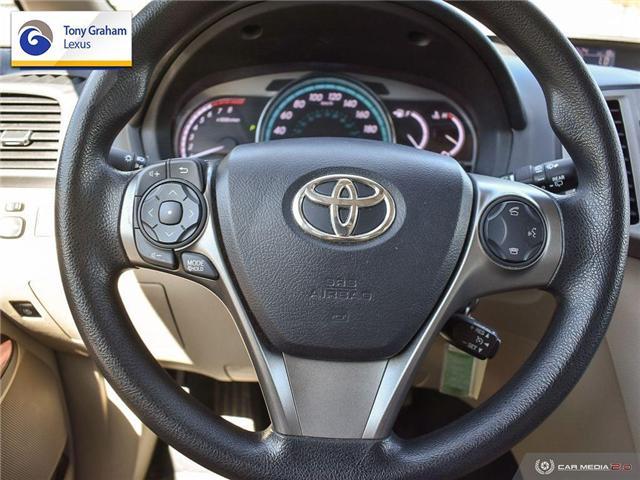2013 Toyota Venza Base V6 (Stk: P8389A) in Ottawa - Image 14 of 29