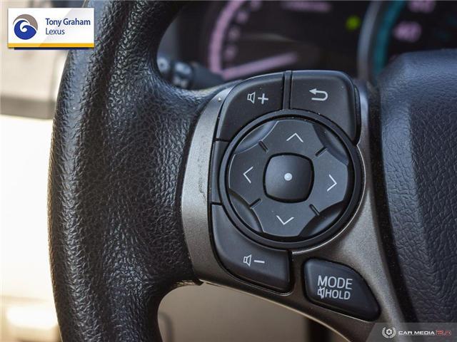 2013 Toyota Venza Base V6 (Stk: P8389A) in Ottawa - Image 17 of 29