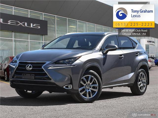 2017 Lexus NX 200t Base (Stk: X1389) in Ottawa - Image 1 of 29