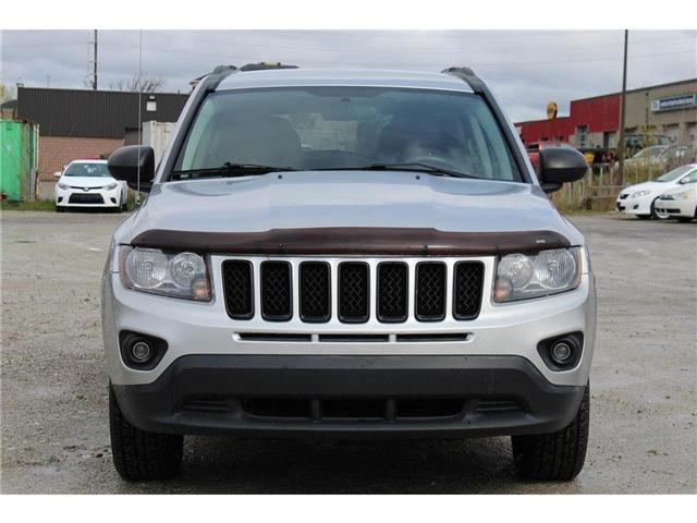 2012 Jeep Compass Sport/North (Stk: 672757) in Milton - Image 2 of 14