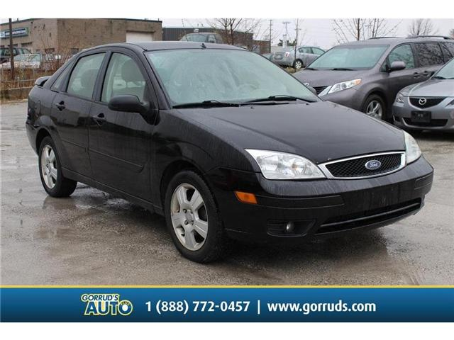 2006 Ford Focus ZX4 (Stk: 179722) in Milton - Image 1 of 14