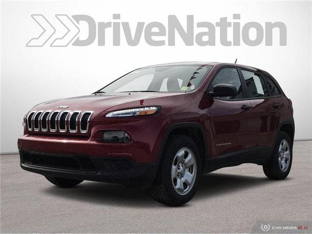 2017 Jeep Cherokee Sport (Stk: B1770) in Prince Albert - Image 1 of 25