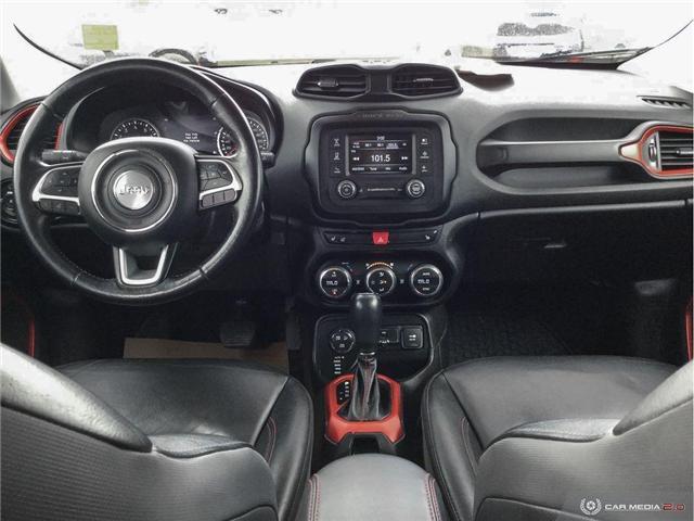 2016 Jeep Renegade Trailhawk (Stk: B1998) in Prince Albert - Image 24 of 25