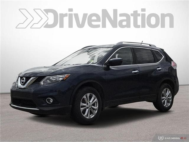 2016 Nissan Rogue SV 5N1AT2MV6GC842083 B1996 in Prince Albert
