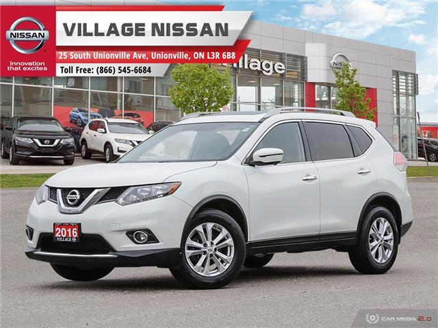 2016 Nissan Rogue SV (Stk: P2832) in Unionville - Image 1 of 27