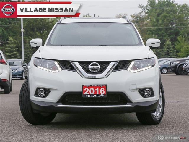 2016 Nissan Rogue SV (Stk: P2832) in Unionville - Image 2 of 27