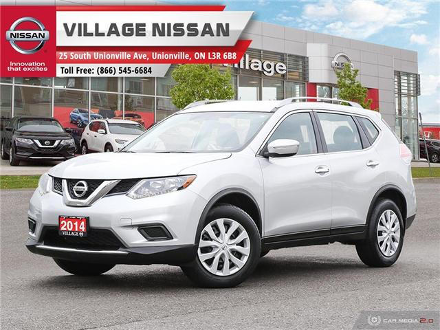 2014 Nissan Rogue S (Stk: P2830) in Unionville - Image 1 of 27