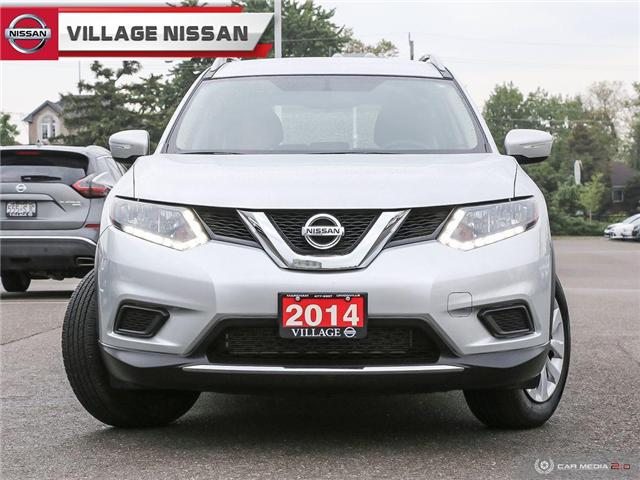 2014 Nissan Rogue S (Stk: P2830) in Unionville - Image 2 of 27