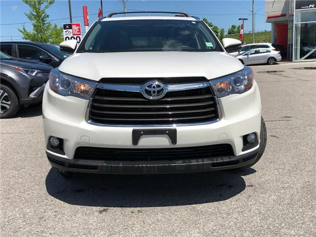 2016 Toyota Highlander Limited (Stk: 191096P) in Richmond Hill - Image 2 of 25