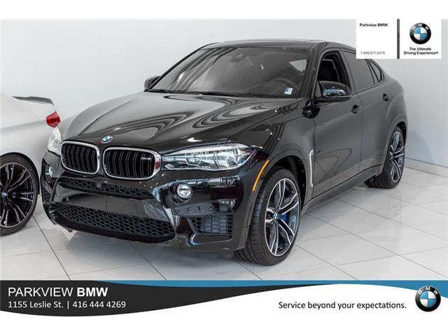 2018 BMW X6 M Base (Stk: PP8579) in Toronto - Image 1 of 21