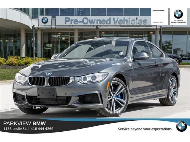 2015 BMW 435i xDrive (Stk: T8004A) in Toronto - Image 1 of 22