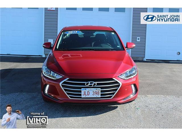 2017 Hyundai Elantra  (Stk: 99766A) in Saint John - Image 2 of 19
