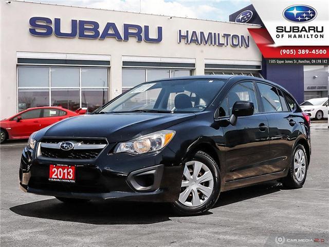 2013 Subaru Impreza 2.0i (Stk: S7672A) in Hamilton - Image 1 of 26