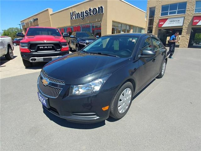 2014 Chevrolet Cruze 1LT (Stk: 19T113B) in Kingston - Image 1 of 21
