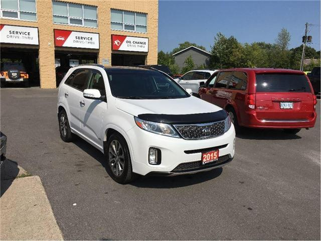 2015 Kia Sorento  (Stk: 18J119A) in Kingston - Image 1 of 30