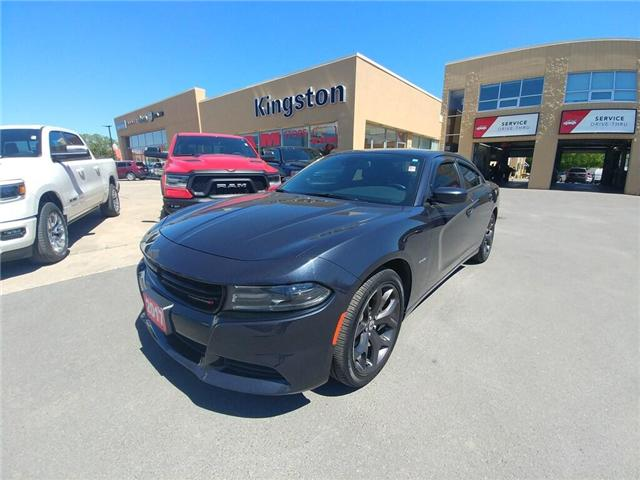 2017 Dodge Charger R/T (Stk: 19J029B) in Kingston - Image 1 of 23