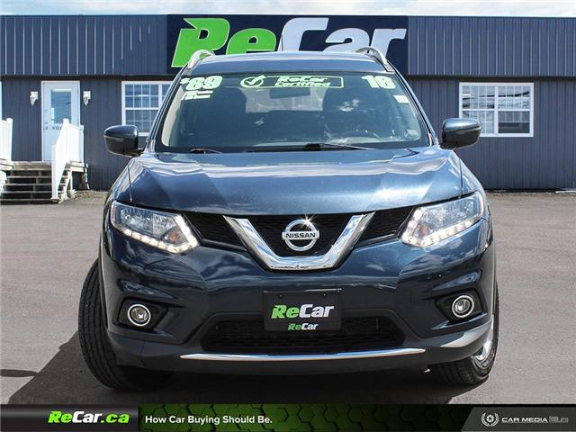 2016 Nissan Rogue SV (Stk: 190670A) in Saint John - Image 2 of 21