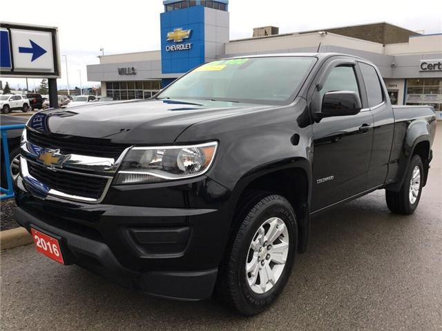 2016 Chevrolet Colorado LT (Stk: J677B) in Grimsby - Image 1 of 13