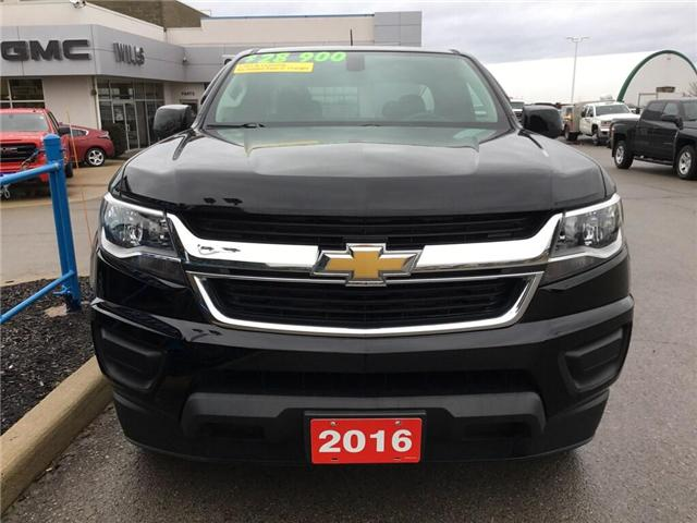 2016 Chevrolet Colorado LT (Stk: J677B) in Grimsby - Image 2 of 13