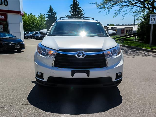 2016 Toyota Highlander Limited (Stk: 94028A) in Waterloo - Image 2 of 27